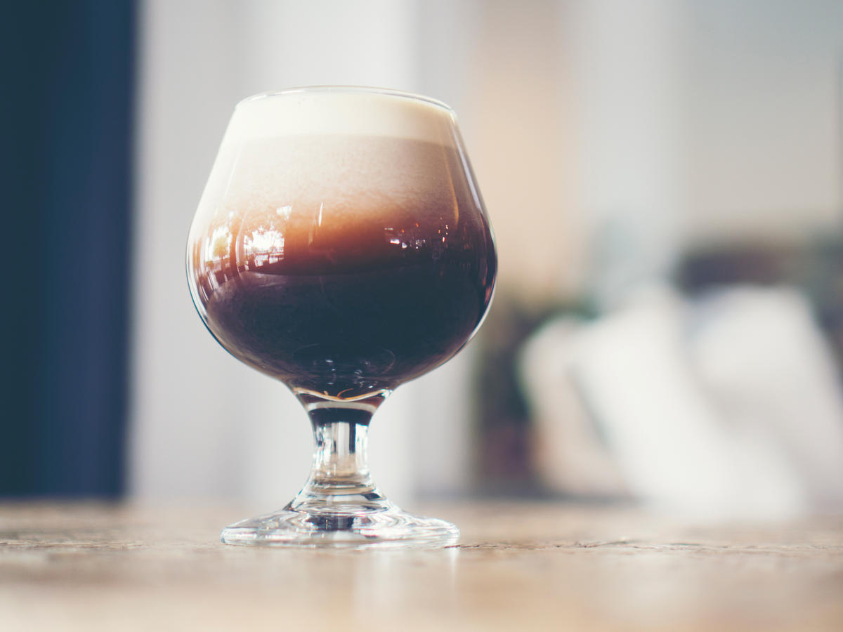 Nitro Cold Brew Is The Most Instagram Worthy Coffee Drink