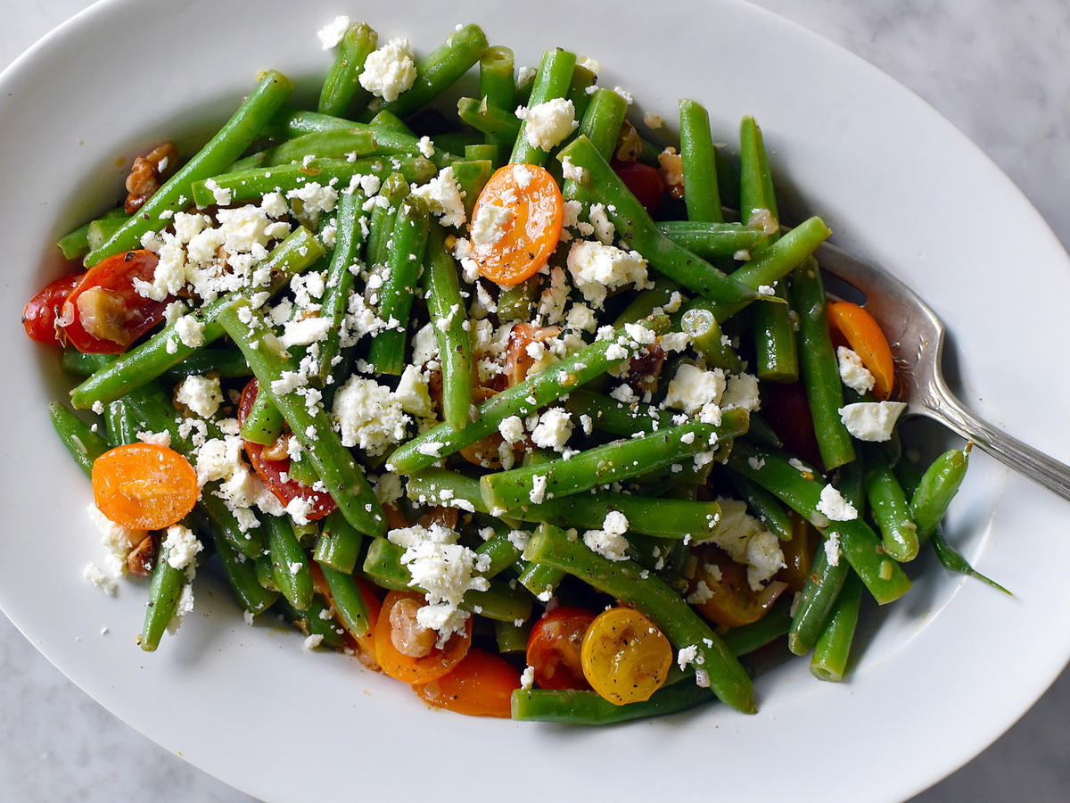Make This Green Bean Salad For Any Special Occasion