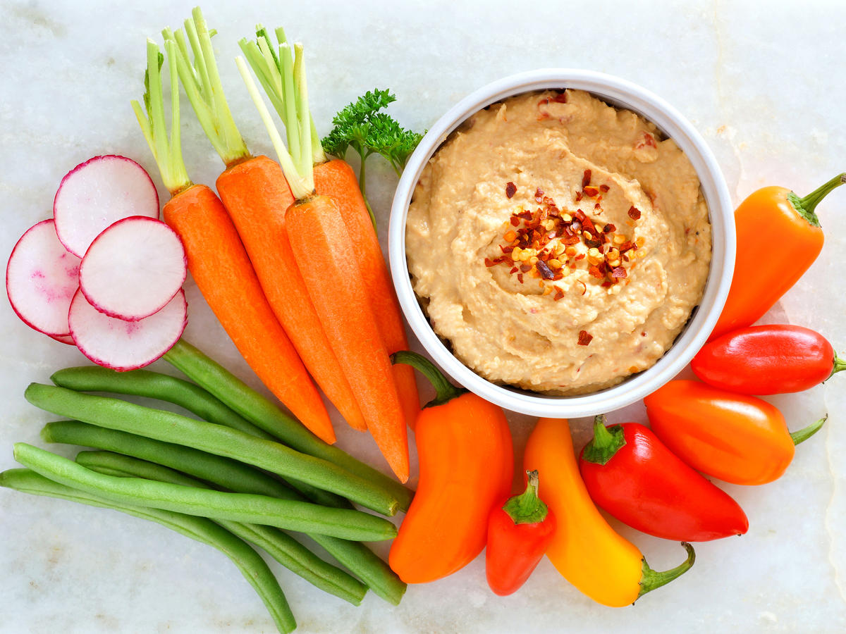 Is Hummus Actually Healthy for You?