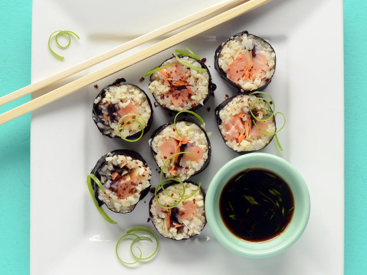 Where to order sushi and rolls 76