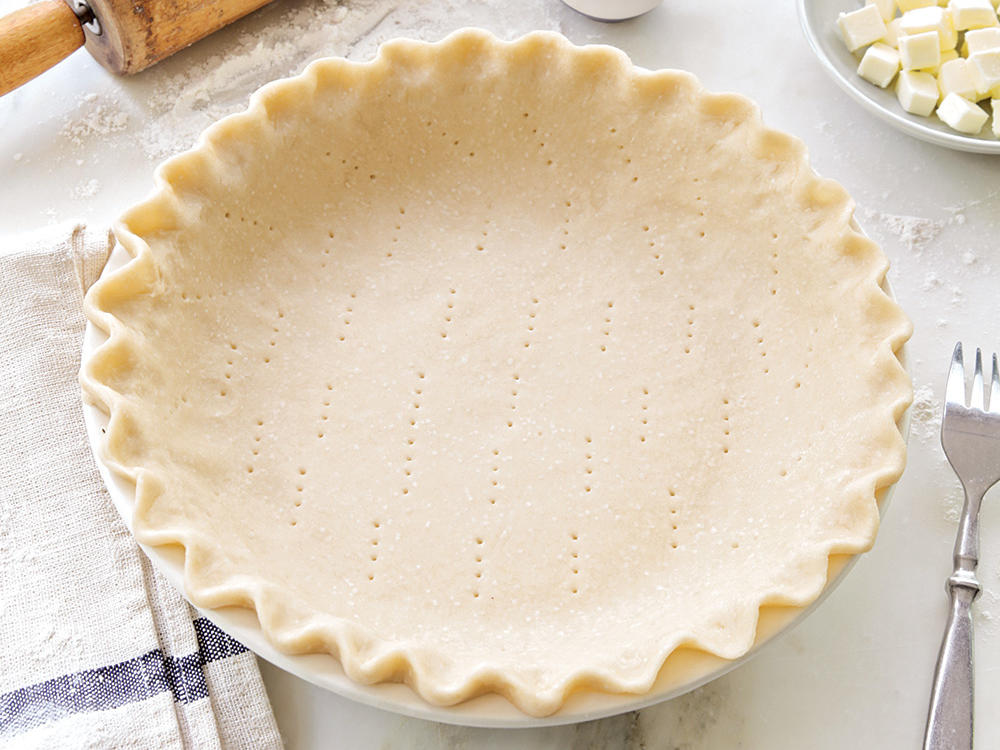 A Holiday-Perfect Homemade Pie Crust