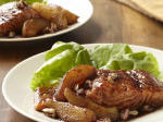 Del Monte: Balsamic Salmon with Pears and Pecans