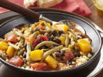 Del Monte: Butternut Squash and Black Bean Stew with Tomatoes and Green Beans