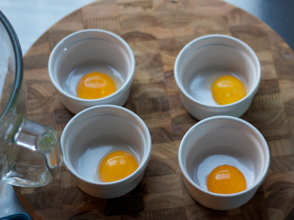 Stop Wasting Leftover Egg Yolks and Start Doing this Instead