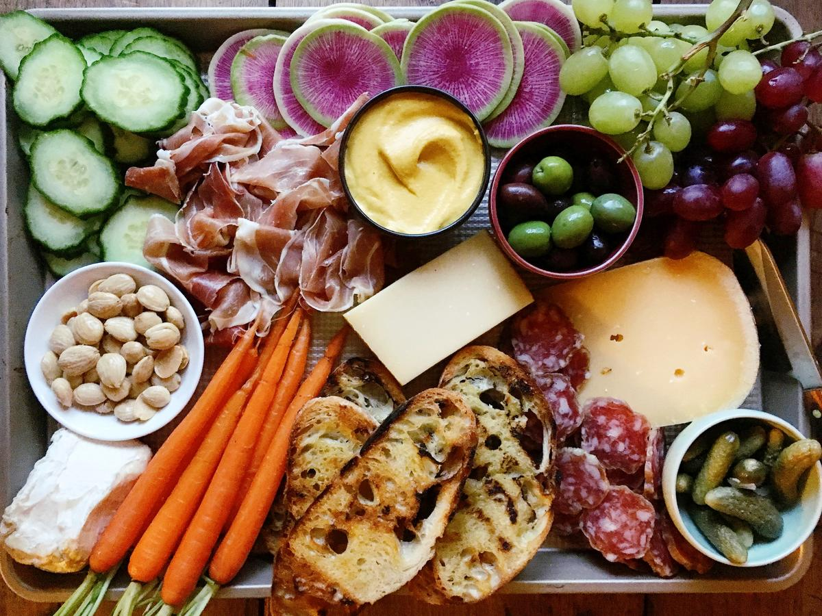 Why Snack Dinner is the Best Thing You Can Make for Yourself Tonight