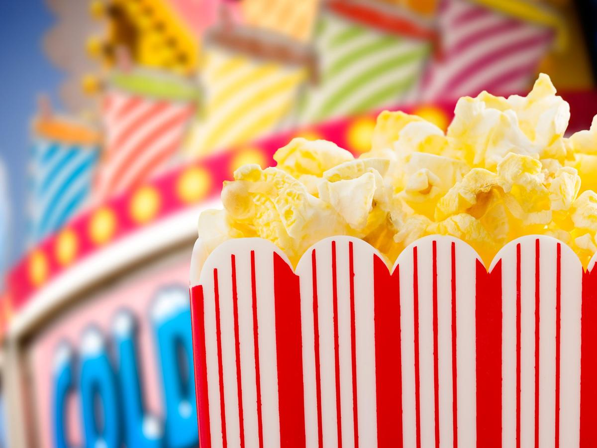 What Is in Movie Theater Popcorn Butter?