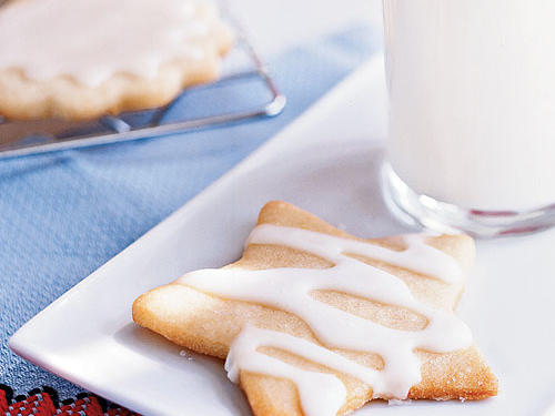 Classic Iced Sugar Cookies