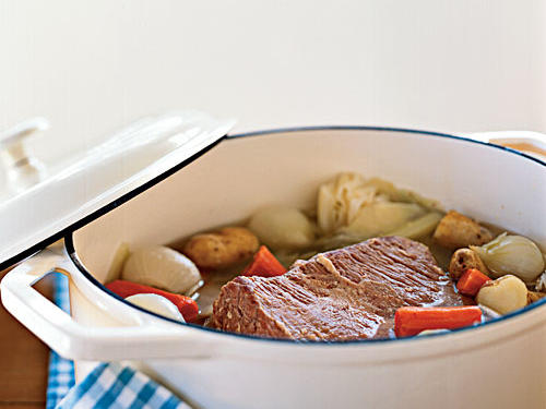 New England Boiled Dinner, Cooking Light, March 2008