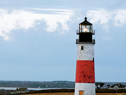 Nantucket Town may be at its most beautiful during the cold off-season, particularly for the festival known as Nantucket Noel, running from Thanksgiving to New Year's.