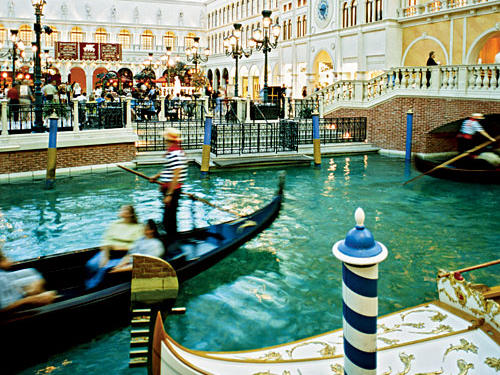 The Venetian Resort, Las Vegas