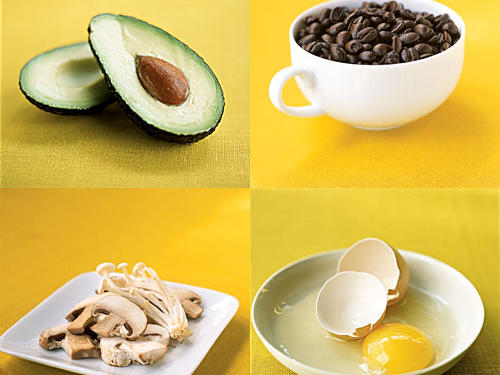 Suprisingly Healthy Foods
