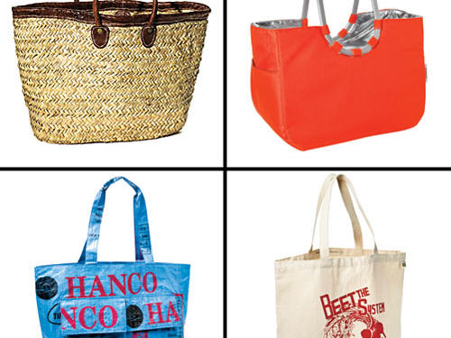 Our Favorite Market Totes