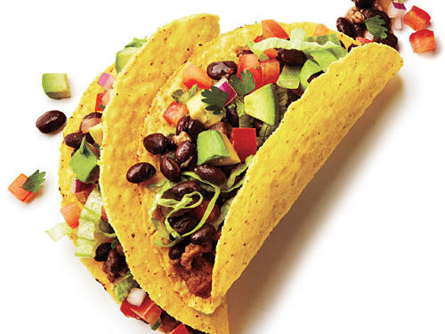 Black Bean Tacos Recipe