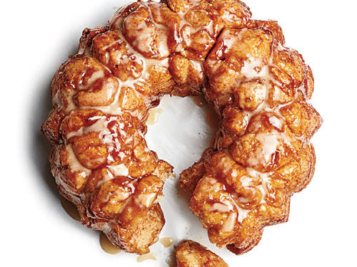 Monkey Bread Lightens Up