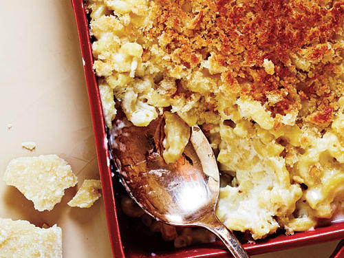 Truffled Mac and Cheese