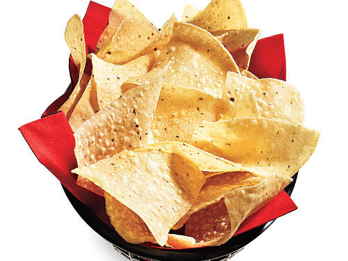 Tortilla Chips Portions