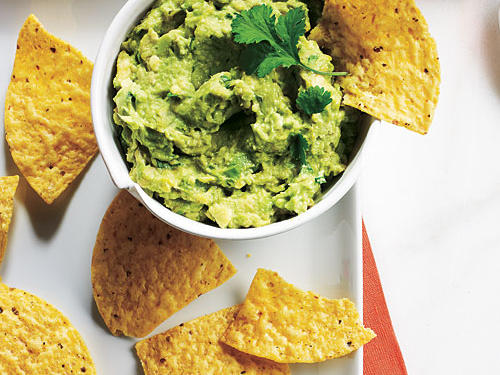 Guacamole with Fish Sauce Recipe