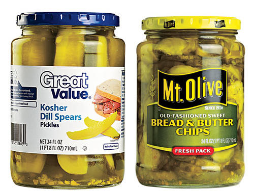 Best Store-Bought Pickles