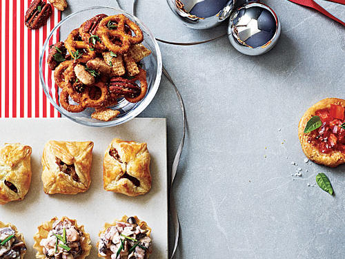 Appetizer Swap Tips