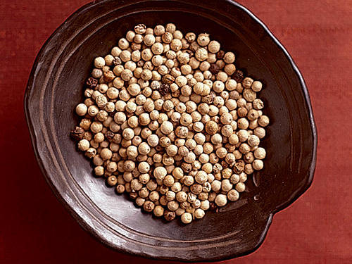 Thai white peppercorn