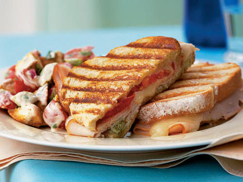 Hot and Hearty Sandwiches