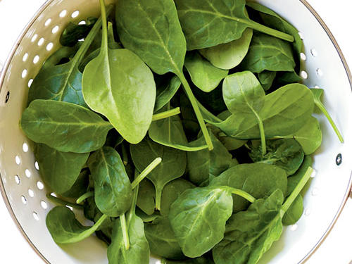 Spinach: Brain Boosting Foods
