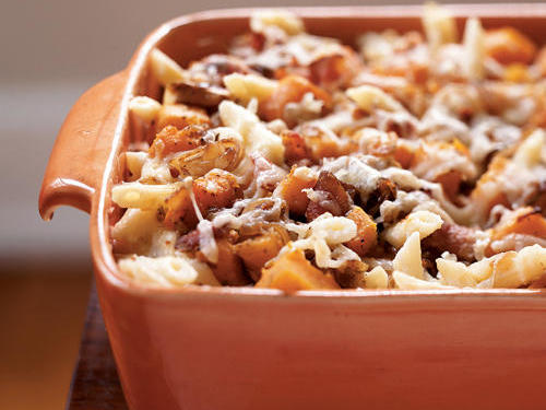 Hot Baked Pasta Casseroles