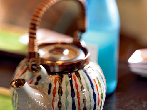 Asian Tea Pot
