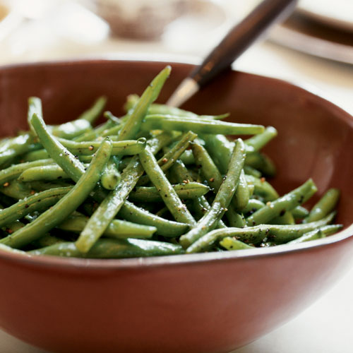Oven-Roasted Green Beans Recipe