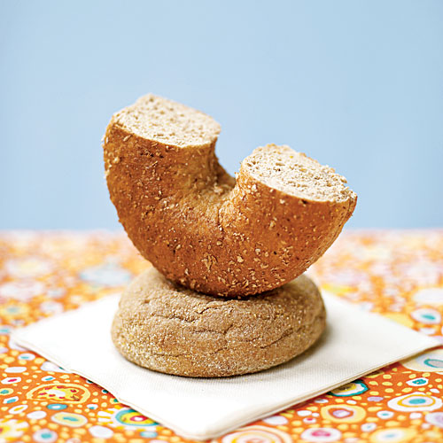 Take Two: Whole Wheat English Muffin & Whole Wheat Bagel