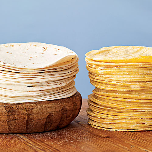 Take Two: Flour & Corn Tortillas