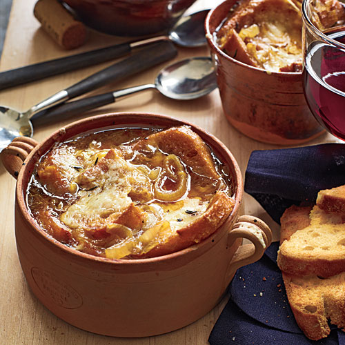 Jacques Pépin's French Onion Soup