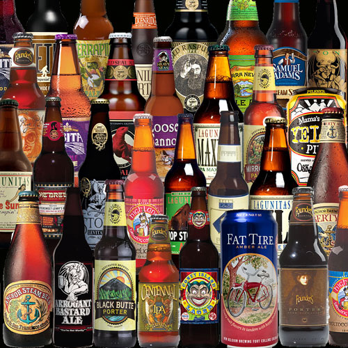 50 Craft Beers