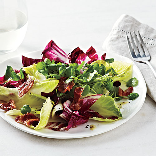 Endive and Watercress Salad