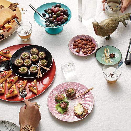 Throwing A Christmas Party At Home: Throw A Holiday Appetizer Party
