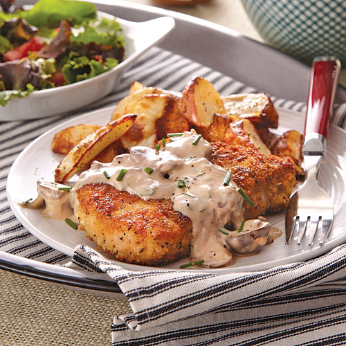 Main Courses Side Dishes: Lighter American Main Dish Recipes